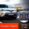 Daylight & Signal TOYOTA CHR ไฟเดย์ไล้ท์ พร้อมไฟเลี้ยวในตัว