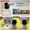 Ip Camera 2Megapixel 2Antenna Full Hd 1080p กล้องเลนส์แก้ว 6 ชั้น