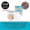 เบอร์ 00 Light-Beige สำหรับผิวขาวอมเหลือง Cezanne UV Clear face Powder SPF28 PA+++ เซซานเน่แป้งพับโปร่งแสง ไม่ผสมรองพื้นตลับกลม
