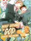 (วายญีปุ่นแปล) Beast servant of god~ Byakko and Mujina / Yakou Hana :: มัดจำ 280 ฿, ค่าเช่า 54 ฿ (orange sheep) B000016342
