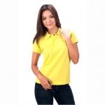 เสื้อโปโล Geeko ตรากวาง สีเหลือง