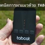 8 เทคนิคการค้นหาแมวด้วย Tabcat