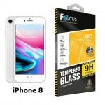 Focus ฟิล์มกระจกนิรภัยแบบใส iPhone 8