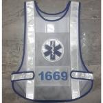 เสื้อสะท้อนแสง EMS 1669