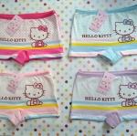 กางเกงชั้นในเด็กแบบขาสั้น ฮัลโหลคิตตี้ Hello kitty