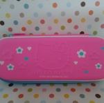 กล่องดินสอ ฮัลโหลคิตตี้ Hello Kitty สีชมพู