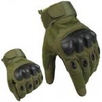 NEW!! ถุงมือสนับ Oakley เต็มนิ้ว (ดำ ทราย เขียว)