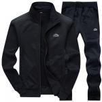Pre Order ชุดวอร์มแฟชั่น แนว Sport เสื้อแขนยาว+กางเกงขายาว มี4สี