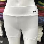 ซับในกางเกงขาสั้น สีขาว