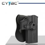 ซองปืนพกนอก Cytac นิ้วชี้ปลดล็อค (มีถนัดซ้าย)