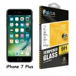 Focus ฟิล์มกระจกนิรภัยแบบใส iPhone 7 Plus