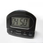 นาฬิกาจับเวลา สีขาว และ สีดำ 1610-144