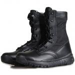 รองเท้าจังเกิ้ล CQB SWAT น้ำหนักเบา 2 สี ดำ ทราย