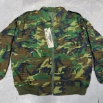 Jacket ผ้าหนาพรางทบ. เอวจั้ม Commando