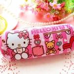 กล่องใส่แว่นตา ฮัลโหลคิตตี้ Hello Kitty ลายคิตตี้โบว์