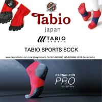 TABIO SPORTS SOCK ถุงเท้า ทาบิโอสปอร์ต