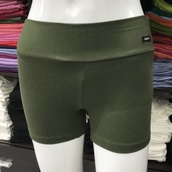 ซับในกางเกงขาสั้น สีเขียวขี้ม้า