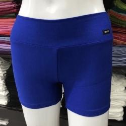 ซับในกางเกงขาสั้น สีน้ำเงิน