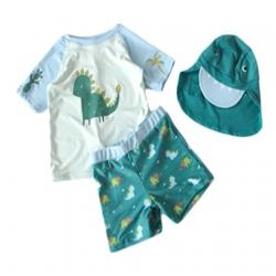 Dino swimsuits ชุดว่ายน้ำไดโนเสาร์