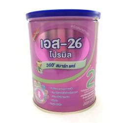 S26 Promil 2 เอส26 โปรมิล สูตร 2 400g.