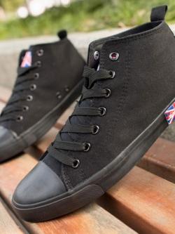 รองเท้าผ้าใบแนวเกาหลี ผูกเชือก ดีไซส์ขอบรองเท้า มี10สี