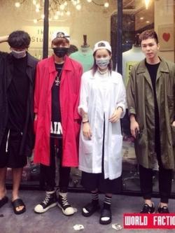 เสื้อแจ็คเก็ตตัวยาวเกาหลี กันรังสียูวี/กันฝน ใส่คลุมเท่มาก มี8สี
