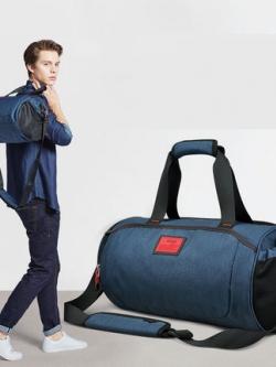 กระเป๋าสะพายข้างเกาหลี ทรงยาว แนว Sport มี3สี