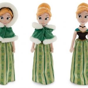 ตุ๊กตา frozen แอนนา ขนาด 50 cm มาใหม่