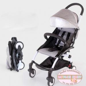 รถเข็น Baby stroller S01 (สามารถพับขึ้น Cabin เครื่องบินได้ หนักเพียง 5.8Kg.)