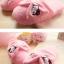 รองเท้าใส่ในบ้าน ออฟฟิศ ฮัลโหลคิตตี้ Hello kitty#11 ขนาด free size พื้นสีชมพู thumbnail 7