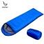 ถุงนอนแคปปิ้ง ถุงนอนกันหนาว ถุงนอนพกพา (สีฟ้า) thumbnail 1