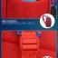 กระเป๋าเป้สะพายหลังลายนูน สไปเดอร์แมน Spiderman ขนาดสูง 14 นิ้ว วัสดุกันน้ำ thumbnail 7
