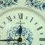 T0671 นาฬิกาแขวนกระเบื้องเยอรมันโบราณ Junghans ส่ง EMS ฟรี thumbnail 2
