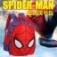 กระเป๋าเป้สะพายหลังลายนูน สไปเดอร์แมน Spiderman ขนาดสูง 14 นิ้ว วัสดุกันน้ำ thumbnail 3