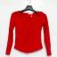 ++สินค้าพร้อมส่งค่ะ++ ชุดเดรสเกาหลี 2 ชิ้น เสื้อ cardigan แขนยาว กระดุมหน้า+เดรส แขนกุด ทรงเข้ารูปกระชับเก๋ มี 2 สีค่ะ – สีแดง thumbnail 3