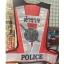เสื้อสะท้อนแสงตำรวจ ตัว V ไม่มีขอบ ซิปกลาง thumbnail 6