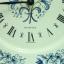 T0671 นาฬิกาแขวนกระเบื้องเยอรมันโบราณ Junghans ส่ง EMS ฟรี thumbnail 3