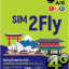 AIS Sim2Fly 399 บาท 4GB 8 วัน สำหรับเที่ยว เอเชียและออสเตรเลีย thumbnail 1