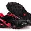 รองเท้า Salomon ดำ-แดง thumbnail 2
