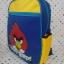 """กระเป๋าเป้สะพายหลัง แองกี้เบิร์ด Angry Bird ไซส์ 12.5"""" : ขนาดกว้าง 14 ซม. * ยาว 23 ซม. * สูง 31 ซม. thumbnail 2"""