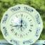 T0671 นาฬิกาแขวนกระเบื้องเยอรมันโบราณ Junghans ส่ง EMS ฟรี thumbnail 1