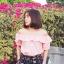 เสื้อปาดไหล่สาวอวบ thumbnail 5