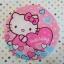 หมวกคลุมผมอาบน้ำ ฮัลโหลคิตตี้ Hello Kitty thumbnail 2