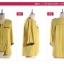 ++เสื้อผ้าไซส์ใหญ่++Qianlixiu* Pre-Order* เสื้อผ้าแฟชั่นไซส์ใหญ่แขนสี่ส่วนพับขึ้นได้แต่งกระเป๋าหลอกชายเสื้อยาวไม่เท่ากันค่ะ thumbnail 8