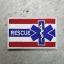 อาร์มธงชาติ EMS เล็ก ตีนตุ๊กแก ขนาด 5x7.5 CM. thumbnail 1