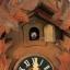T0726 นาฬิกาแขวน Cuckoo เดินดีตีดี ส่ง EMS thumbnail 6