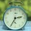 T0620 นาฬิกาปลุกเยอรมันโบราณ kaiser ส่ง EMS ฟรี thumbnail 1