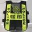 เสื้อสะท้อนแสง ซิป POLICE/ตำรวจ กับ ตำรวจ/จราจร thumbnail 2