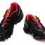 รองเท้า Salomon ดำ-แดง thumbnail 4