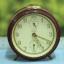 T0628 นาฬิกาปลุกเยอรมันโบราณ Junghans ส่ง EMS ฟรี thumbnail 1
